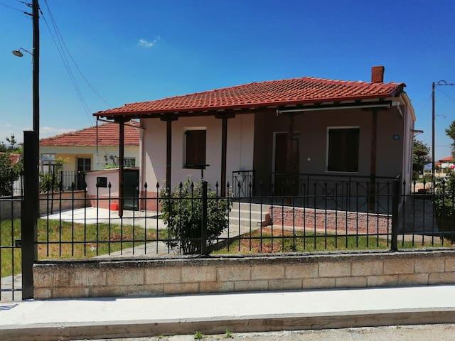 Agios Christoforos的民宿