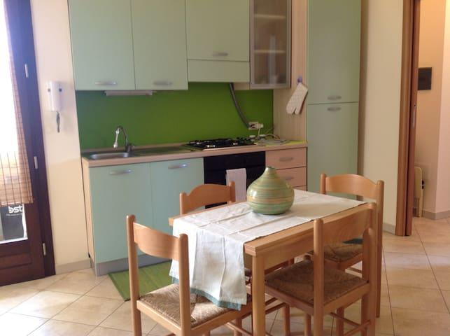 appartamento tra Cagliari e il mare