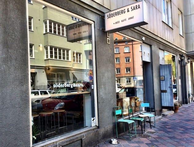 Single room apartment in city centre, Malmö