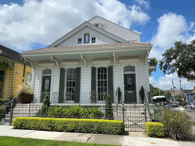 新奥尔良的民宿