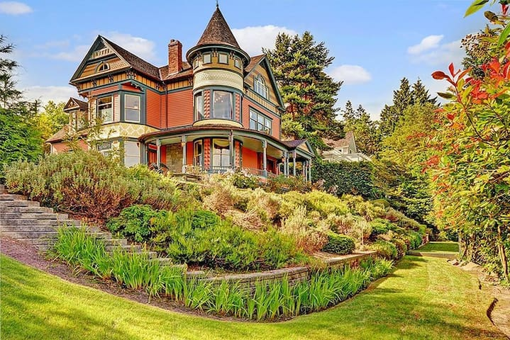 西雅图的民宿