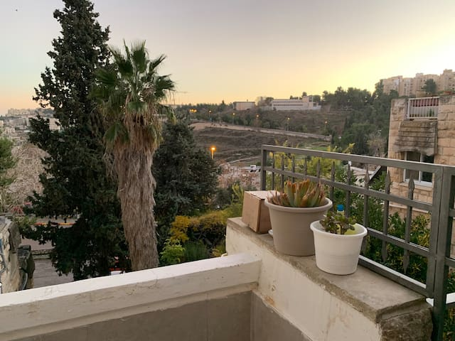 耶路撒冷的民宿