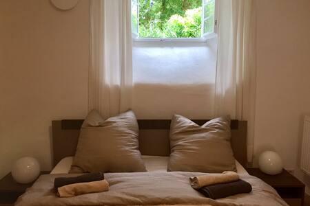 Frisch renovierte, ruhige Altbauwohnung