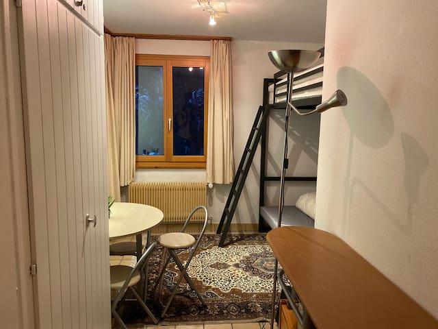 Cozy Studio - close to the Zinal-Grimentz ski lift