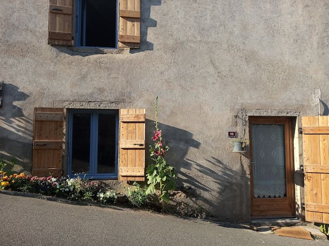 Saint-Bonnet-le-Courreau的民宿