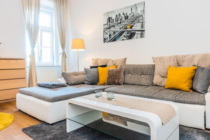 Vienna Central City Park Residence