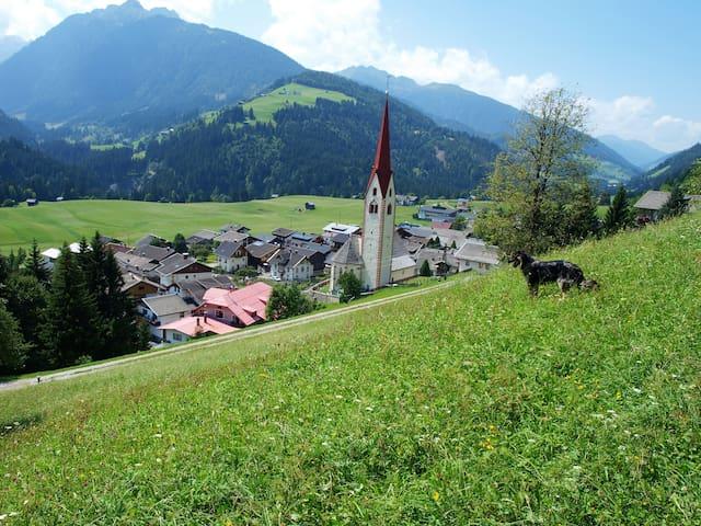 Sankt Lorenzen im Lesachtal的民宿