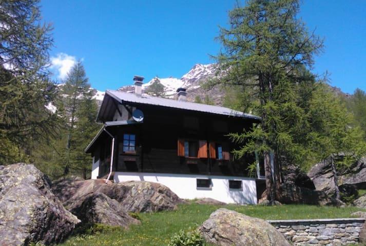 Alpe Devero的民宿