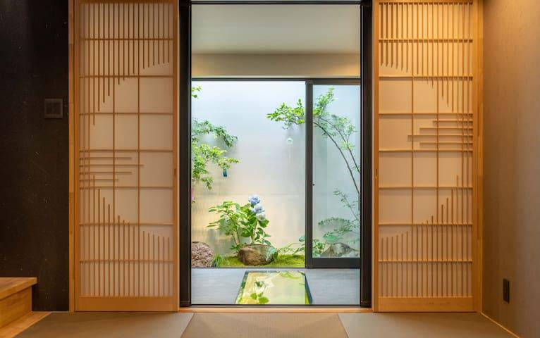 中京区的民宿