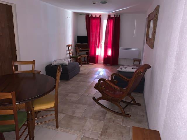 Corbès的民宿