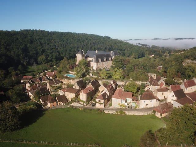 Berbiguières的民宿