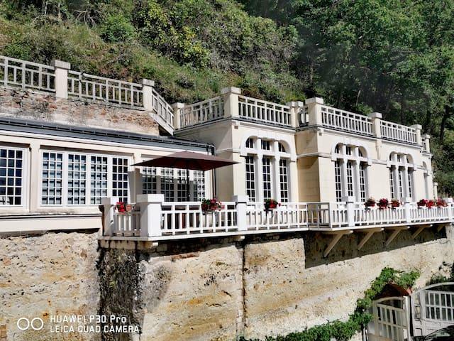 Aubigné-Racan的民宿