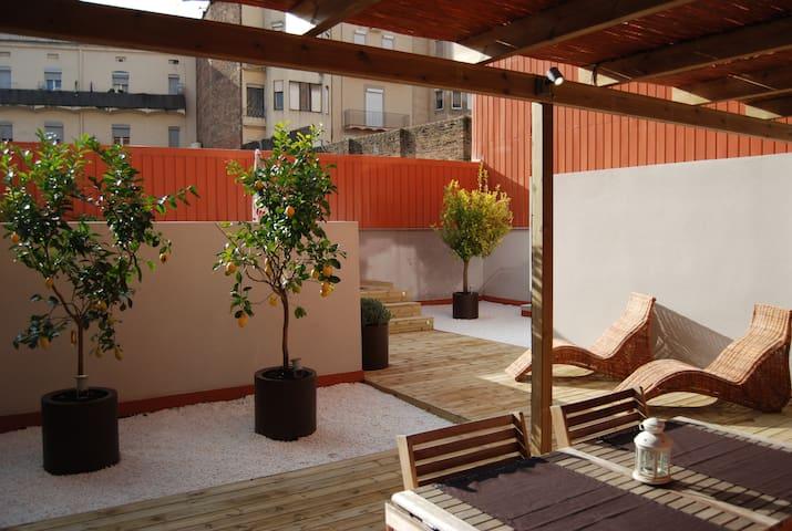 Duplex w/ private terrace & pool - M14IRPB2