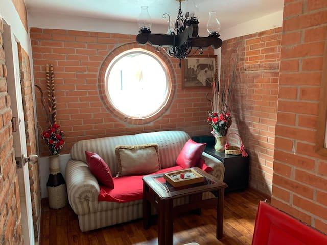 Cosy Private Room Bo , in Penthouse La Palma