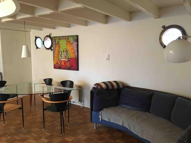 鹿特丹的民宿