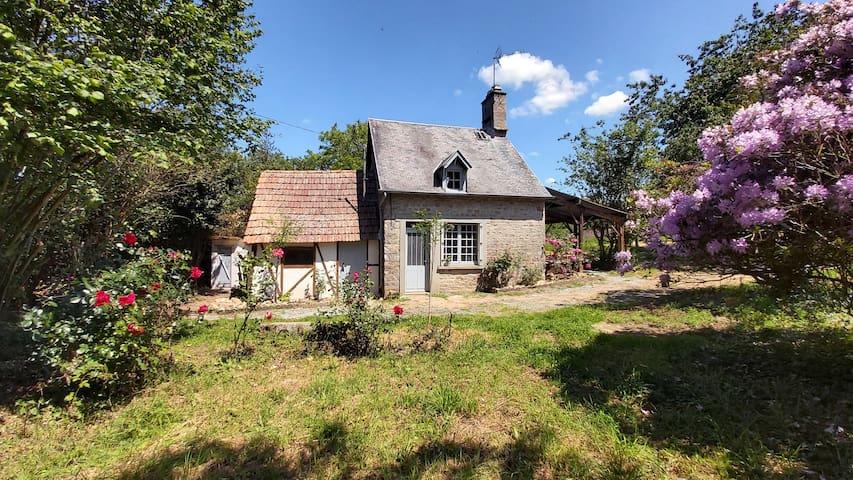 Le Mesnil-Gilbert的民宿