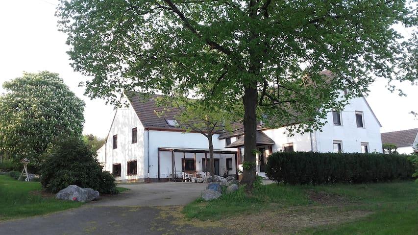 Bornich的民宿