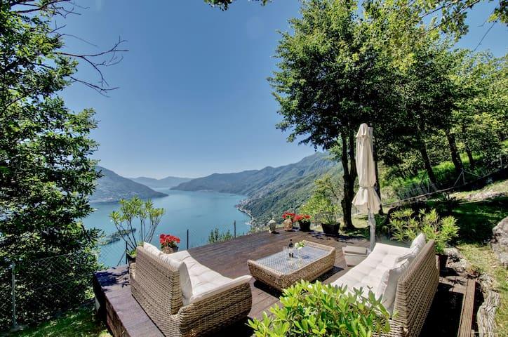 Ronco sopra Ascona的民宿