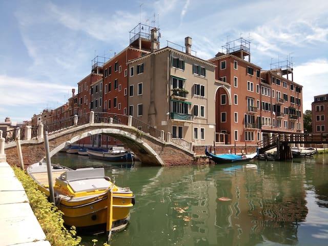 La tua stanza a Venezia 01
