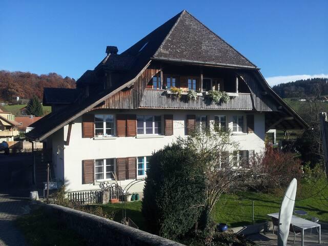 Trimstein的民宿