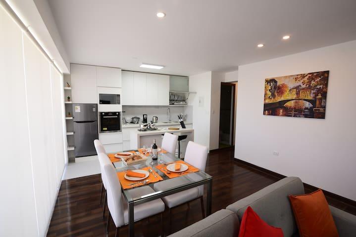 I&V Apartment Huaraz - Perú