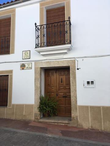 Mata de Alcántara的民宿