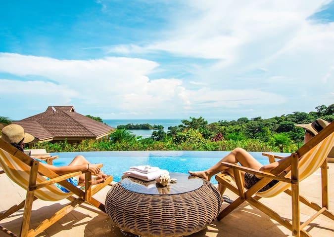 Villa privada en Bocas del Toro - Red Frog Beach
