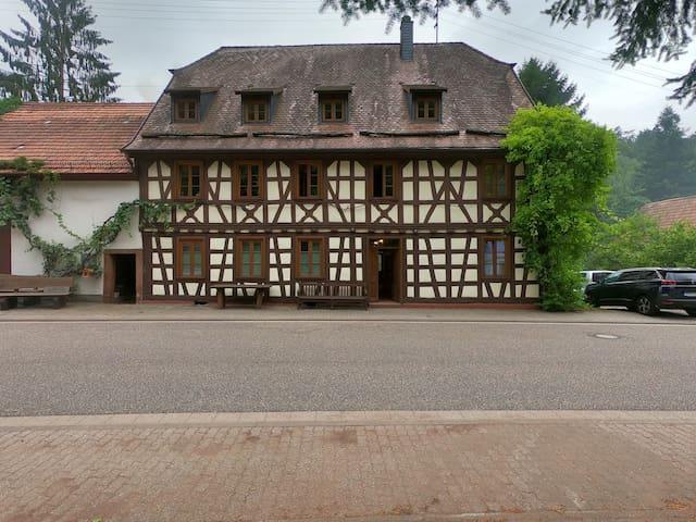Lemberg - Salzwoog的民宿