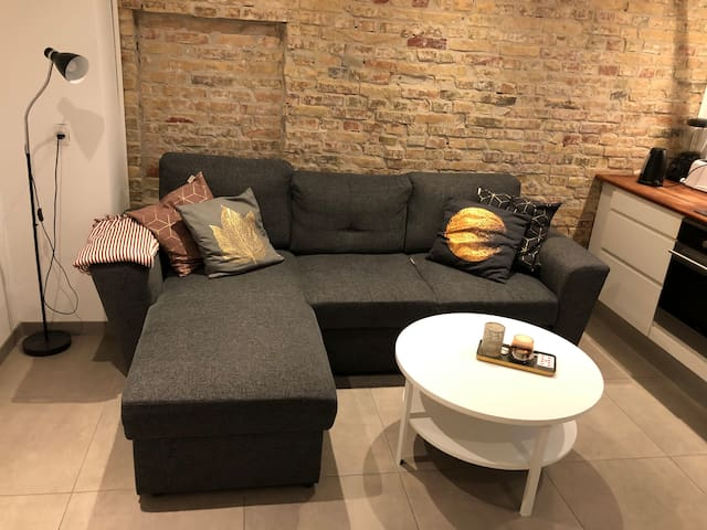 Entire beautiful apartment in Østerbro, 3 bedrooms