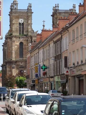 Vitry-le-François的民宿