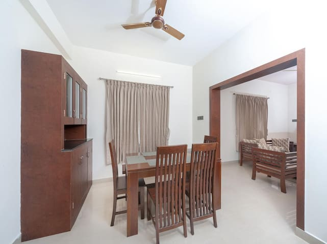 Athithi Inn Twin Bedded Room