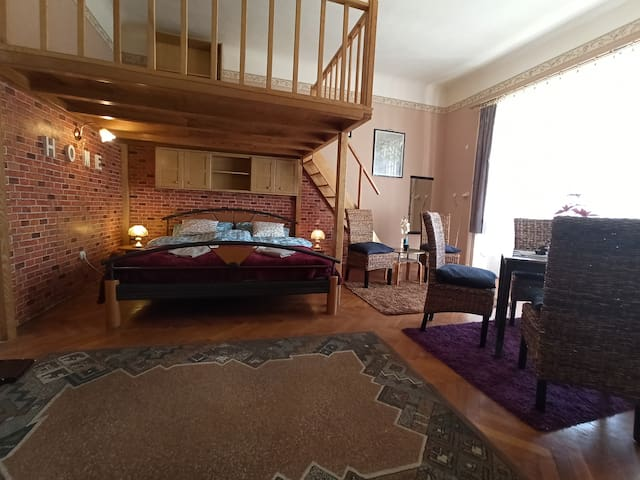 Studio Apartment in Central Sopron