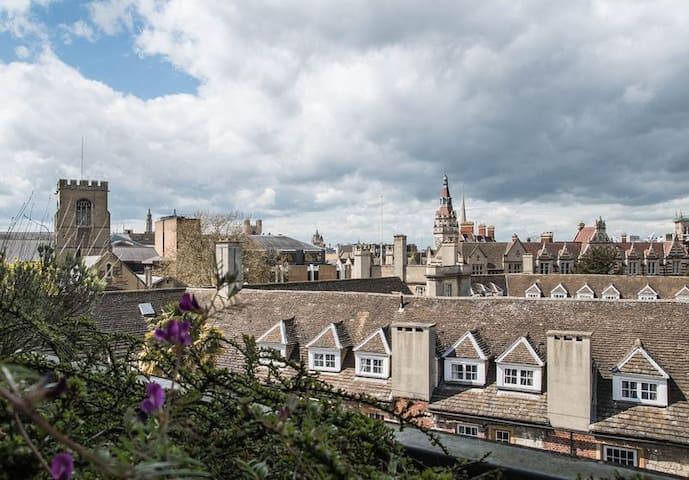 City Centre Cambridge Apartment