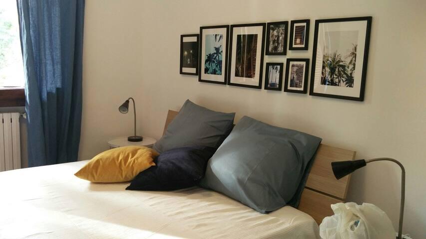 Modern, Small Studio between Como and Milan