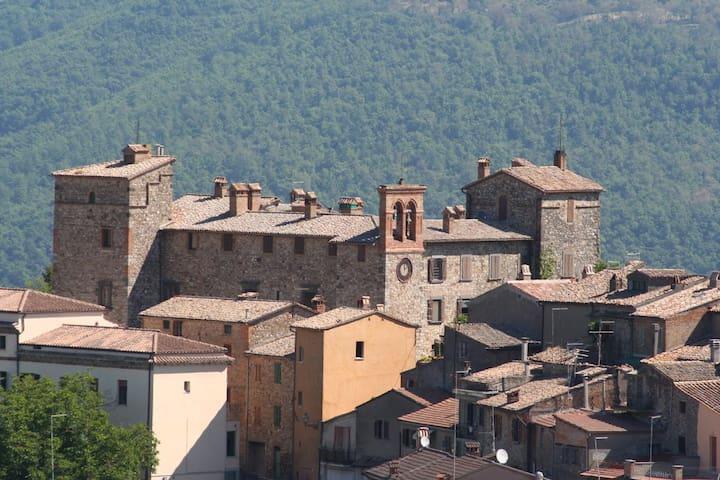 Guidebook for Monterubiaglio