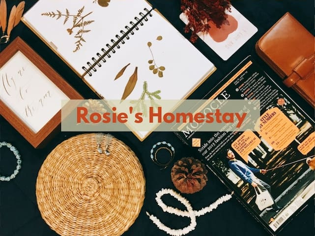 Rosie's Homestay Guidebook for Ho Chi Minh city trip