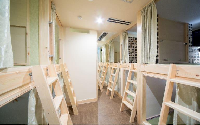 *Hostel WASABI Nagoya*MIX dormitory