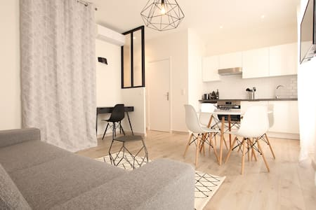 ★ CENTRAL ★ SILENCIEUX ★ DESIGN ★ FONCTIONNEL