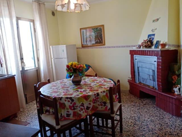 Pietrabbondante的民宿