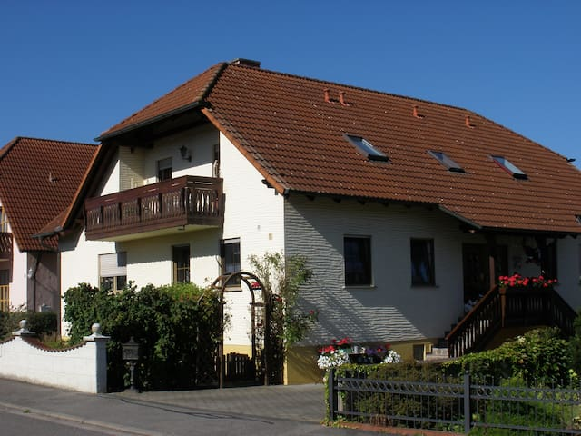 Pettstadt的民宿