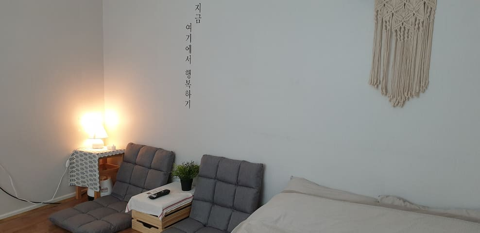 Pungdeok-dong, Suncheon的民宿