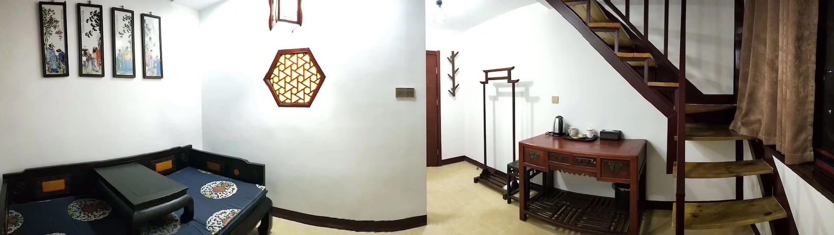 淮安的民宿