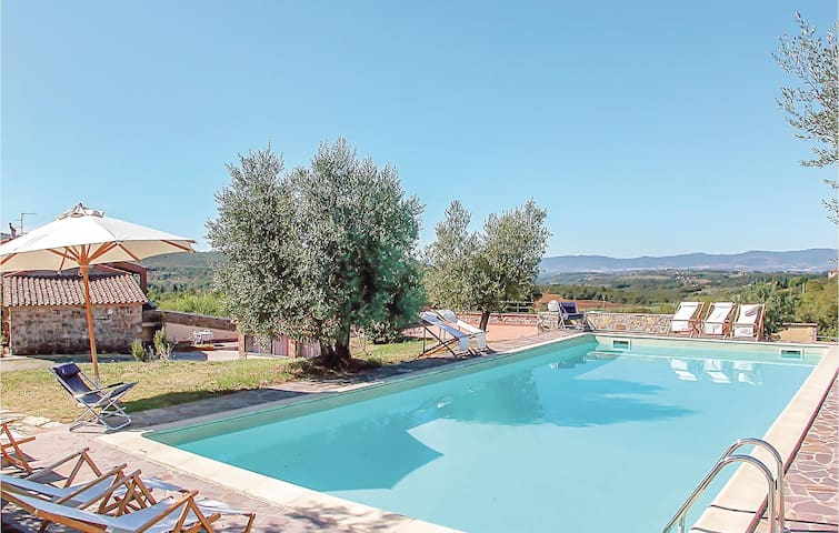 Holiday cottage with 1 bedroom on 45m² in Montegabbione TR
