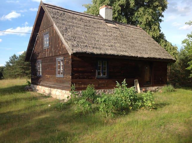 Czarny Bryńsk的民宿