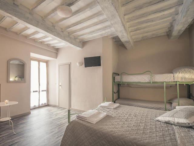 Gubbio的民宿