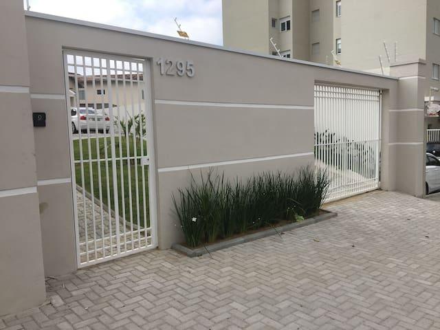 Nido Residence - Flat 1 estacionamento e segurança