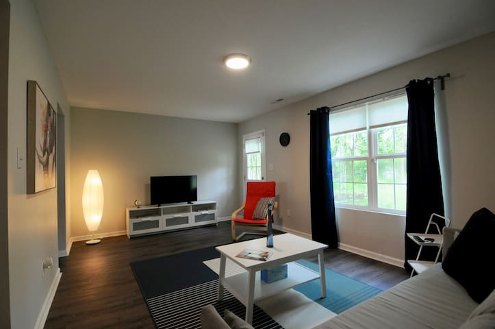 Renovated 3-Bedroom House in Downtown Durham