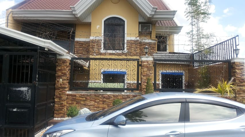 Cabanatuan City的民宿