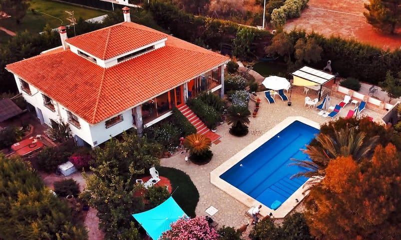 Gandia Rural House (Villa Florencia Room 5)