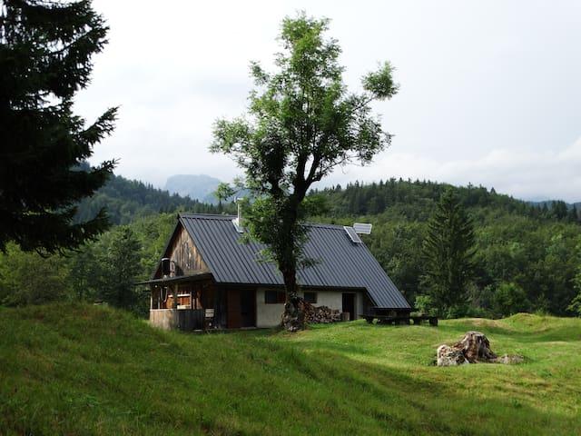 Stara Fužina的民宿